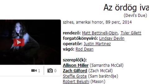 20th Century Fox promóció: térj át a Sátánizmusra