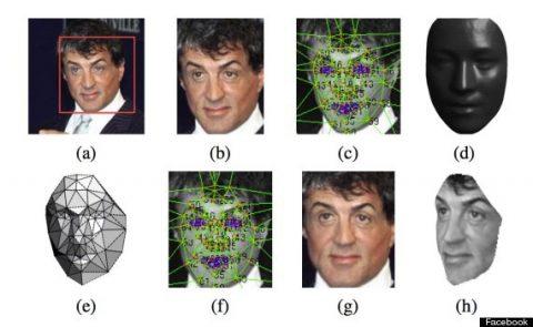A Facebook arcfelismerő szoftvere majdnem olyan hatékony, mint az ember